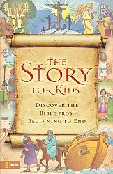 Story For Kids Nirv: Discover The Bible From Beginning To End