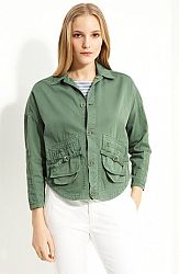 Boy. by Band of Outsiders Chino Jacket 3, GREEN