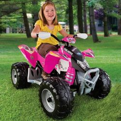 Peg perego polaris outlaw battery operated atv sale for Peg perego polaris outlaw