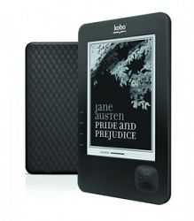 Kobo Wireless eReader - Onyx