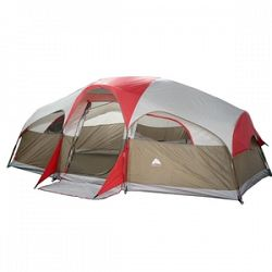 Ozark Trail 16u0027 x 9u0027 Athabasca Falls 8-Person 2-Room Family Dome Tent  sc 1 st  Shoptoit & Ozark Trail 16u0027 x 9u0027 Athabasca Falls 8-Person 2-Room Family Dome ...