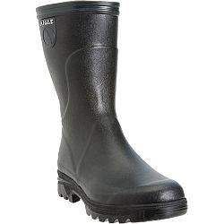 Aigle Parcours Bottillon Rain Boot - Black size 9 Medium