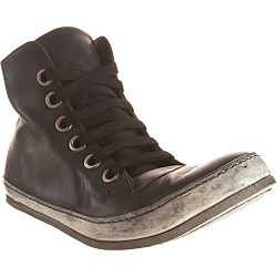 A Diciannoveventitre Distressed High Top - Black size 12 Medium
