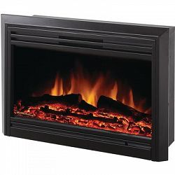 Fireplace Blower Electric Fireplace Insert With Blower