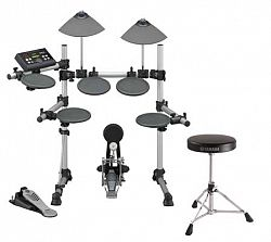 Yamaha dtx500k electronic drum set sale prices deals for Yamaha electronic drum kit for sale