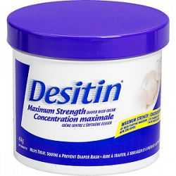 Desitin Maximum Strength Diaper Rash Cream - 454g