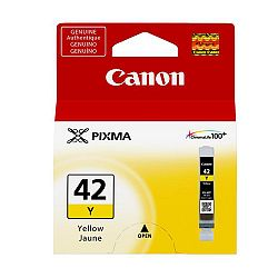 CANON CLI-42 YELLOW INK