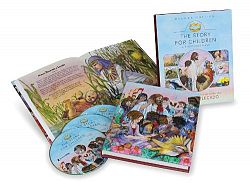 The Story for Children: A Storybook Bible [With 3 CDs]