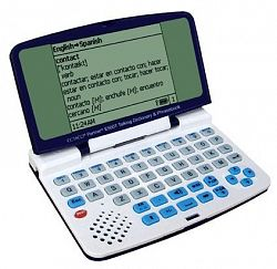 ECTACO Partner EF500 English French - Talking Electronic Dictionary and Audio PhraseBook