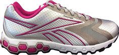 Reebok - HexRide Bislett (Women's) - Silver/White/Wildberry