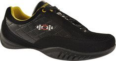 A2Z Racer Gear - Modena Driving Shoe (Men's) - Black/Yellow