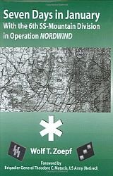 Seven Days in January: With the 6th 55-Mountain Division in Operation Nordwind