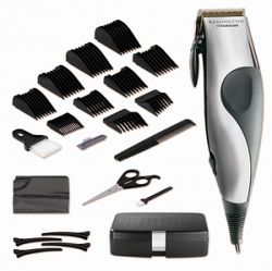 remington hc 2000 22 piece essentials plus hair clipper sale prices deal. Black Bedroom Furniture Sets. Home Design Ideas