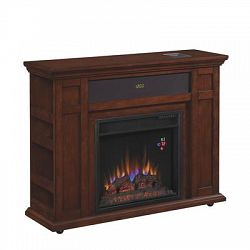 Templeton 37 Inches Rolling Mantel