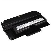 Dell 10, 000 page black toner cartridge for dell 2355dn laser printers