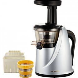 Slow Juicer Deals : Hurom Slow Juicer with Tofu Maker and 2 Fruit Strainers ...