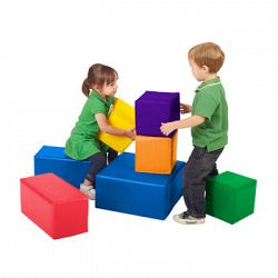 ECR4Kids Softzone 7-piece Big Blocks Set