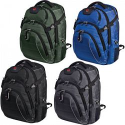 Swiss Gear 17.3 in. Laptop Backpack - Sale Prices - Deals ...
