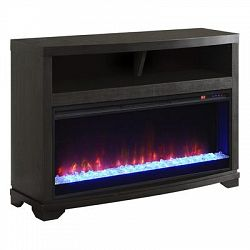 Matiri 42 Inch Widescreen Electric Fireplace Media Console