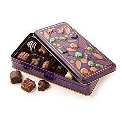 New! Chocolate Jewels Tin