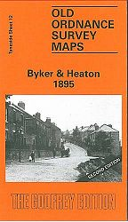 Byker and Heaton 1895: Tyneside Sheet 12