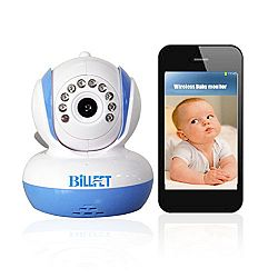 billfet wireless networking hd 720p ip internet camera p2p plug smart security camera baby. Black Bedroom Furniture Sets. Home Design Ideas