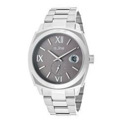 Women's a line 80014 Silver Stainless Steel/Taupe
