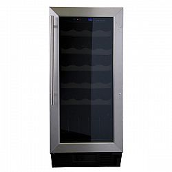 Haier Hvce15bbh Built In Or Freestanding 26 Bottle Wine