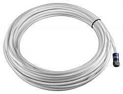 zBoost YX030-50W RG-6 Coaxial Extension Cable with Female Connectors, 50 Feet
