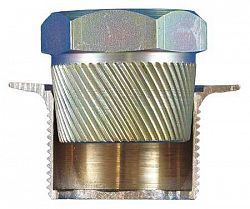 superior tool 05255 tub drain tool remover 11 2 in brass