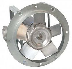 Direct drive hazardous location ring exhaust fan dayton for Dayton direct drive fan motor