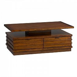 Jofran Kenmore Wood Coffee Table In Birch Sale Prices Deals Canada 39 S Cheapest Prices