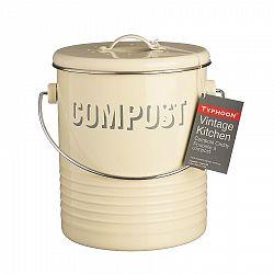 typhoon vintage cream kitchen compost caddy sale prices. Black Bedroom Furniture Sets. Home Design Ideas