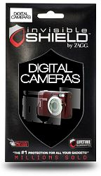 ZAGG CANHV20 InvisibleShield for Canon HV20 Screen (Clear)