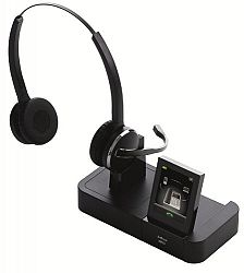 Jabra PRO 9460 Duo Wireless Headset With Touchscreen For Deskphone Amp Softphone H3C0DY088-1210