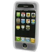 IPHONE 3G 2ND GENERATION PREMIUM SILICONE SKIN CASE CLEAR