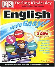 DK English Made Easy 3 CD Set