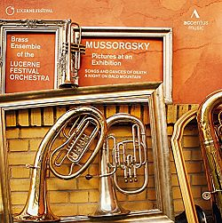 Brass Ensemble of the Lucerne Festival Orchestra P