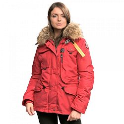 Parajumpers Parajumpers Denali Womens Field Jacket Dark Red L
