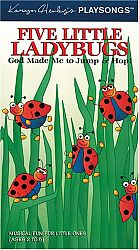 Five Little Ladybugs: God Made Me to Jump & Hop