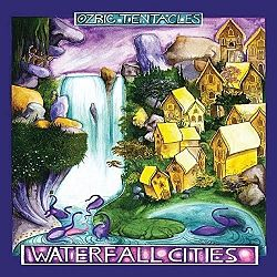 Waterfall Cities - Ozric Tentacles, CD