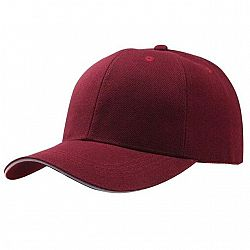 Gorra de béisbol varios colores - wine / China / One Size