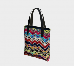 Willow Bella Tote - Basic / Black polyester