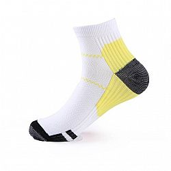 Unisex Anti-Fatigue Foot Compression Socks - 7 / S to M