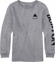 Elite Long Sleeve T-Shirt - Boys-Gray Heather
