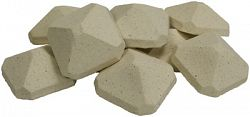 Pyramid Shaped Briquettes