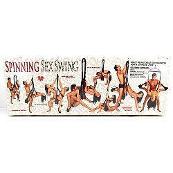 Topco Wild S. E. X. Spinning Sex Swing