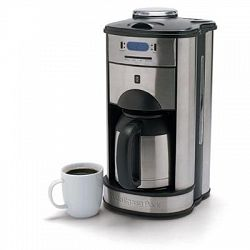7 Cup Thermal Carafe Coffee Maker with Automatic Grinder - Sale Prices - Deals - Canada s ...
