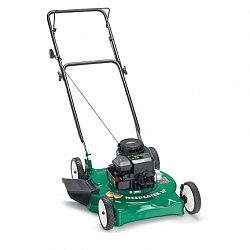 Galerry weed eater push mower