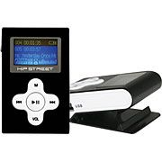 Hip Street 4 GB Clip MP3 Player